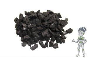 Каменный уголь «Эко-Горошек» фракции 5-20