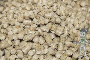 Топливные гранулы (пеллеты) светлые сорта «ПРЕМИУМ»